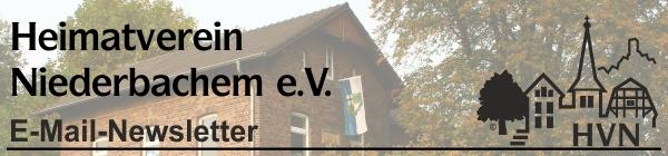Briefkopfgrafik - Logo Heimatverein Niederbachem e.V.
